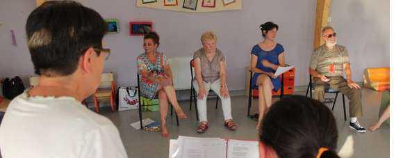 Cet atelier est proposé par l'Espigaou Egaré, association agissant en faveur des arts du conte et de la parole en Auvergne. Pour chanter avec plaisir, développer ses capacités vocales et […]