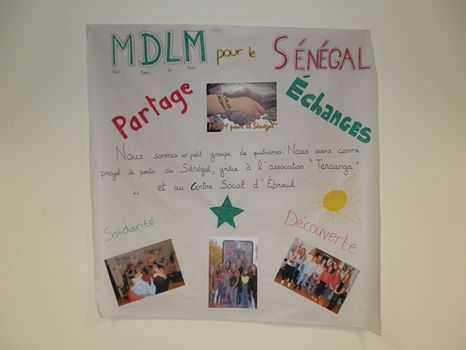 mdlm affiche