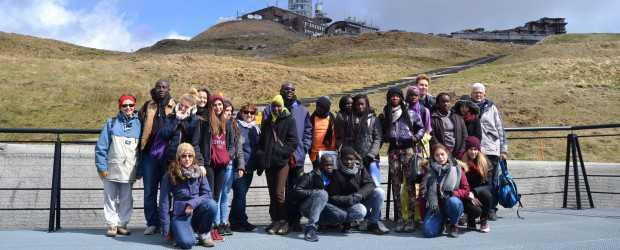 Depuis septembre, une douzaine d'ados du collège de Bellenaves se retrouvent chaque semaine, avec l'équipe d'animation du Centre Social, pour travailler sur un projet d'échanges franco sénégalais. Le but de […]