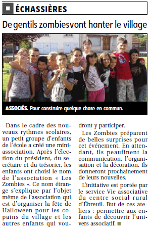 Article TAP ECHASSIERES