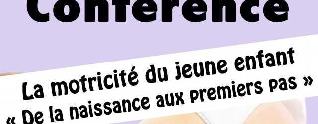 Les Relais d'Assistants Maternels du territoire de la Communauté de Communes St Pourçain, Sioule, Limagne vous convient à une conférence sur la motricité du jeune enfant : de la […]