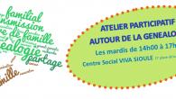 Suite à la demande de quelques habitants et d'une réunion publique, un atelier participatif est créé. Il se déroule chaque mardi après-midi entre 14h00 et 17h30 au Centre Social VIVA […]